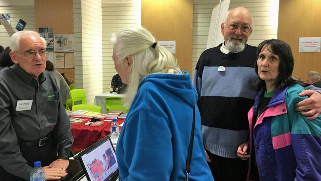 FamilySearch Volunteers Lend a Hand at Auckland City Libraries Family History Expo